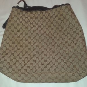 03e933eb5ab559 Gucci Bags | Large Horsebit Hobo Bag | Poshmark